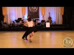 ILHC 2014 - Pro Showcase - Todd Yannacone & Laura Glaess - YouTube.......Great routine - love how they're still scratching as they walk off, and then scratch Peter :P