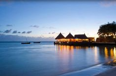Blue ocean, beautiful white beaches and gorgeous sunsets. All Inclusive Packages, Mauritius, Ocean Beach, Nice View, Places Ive Been, Beaches, In This Moment, Sunsets, Islands
