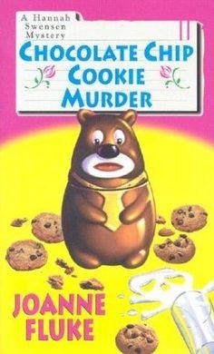 Hannah Swensen series by Joanne Fluke  1. Chocolate Chip Cookie Murder (2000)  2. Strawberry Shortcake Murder (2001)  3. Blueberry Muffin Murder (2002)  4. Lemon Meringue Pie Murder (2003)  5. Fudge Cupcake Murder (2004)  6. Sugar Cookie Murder (2004)  7. Peach Cobbler Murder (2005)  8. Cherry Cheesecake Murder (2006)  9. Key Lime Pie Murder (2007)  10. Carrot Cake Murder (2008)  11. Candy Cane Murder (short story,2008)  12. Cream Puff Murder (2009)  13. Plum Pudding Murder (2009)