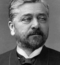 Alexandre Gustave Eiffel   Was a French civil engineer, architect and freemason. A graduate of the École Centrale des Arts et Manufactures, he made his name with various bridges for the French railway network, most famously the Garabit viaduct. He is best known for the world-famous Eiffel Tower, built for the 1889 Universal Exposition in Paris   France   1832 - 1923