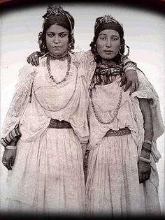 Deux juives marocaines