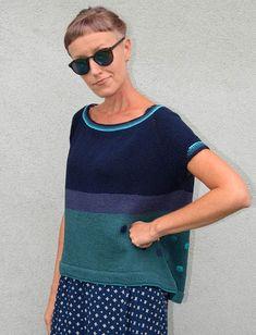 Summer Knitting, Hand Knitting, Cardigans For Women, Bunt, Knitwear, Knit Crochet, Shirts, Clothes, Fashion