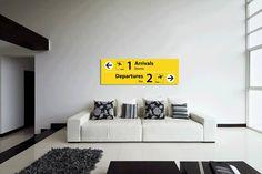 Gaaf Airpart bord toch? www.airpart.nl #woondecoratie #wooninspiratie