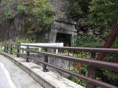 Ruins in Japan