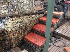 Gallery (Gabions) GR8 Walls Ferntree Project : Permathene New ...