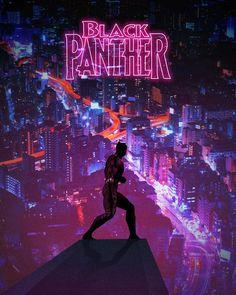 Black Panther: King of Wakanda Black Panther Marvel, Black Panther King, Black Panther 2018, Marvel Movie Posters, Marvel Films, Marvel Characters, Poster Marvel, Marvel E Dc, Marvel Heroes