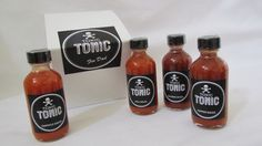 Toxic Hot Sauces Gourmet Set