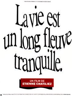 Redécouvrez la bande-annonce du film La vie est un long fleuve tranquille ponctuée des secrets de tournage et d'anecdotes sur celui-ci. ☞ La vie est un lon