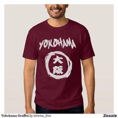 Yokohama Graffiti T-Shirt