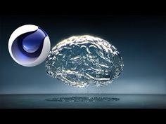 Cinema 4D: Fluid Morph Effect Tutorial - YouTube