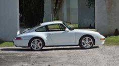 1996 Porsche 911 Carrera 4S - 2 - Print Image