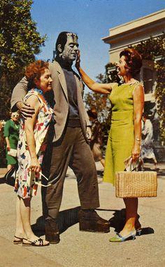 Universal Studios Frankenstein Monster-1960's