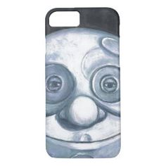 iPhone 8/7 HAPPY MOON Iphone 8, Apple Iphone, Iphone Cases, Man On The Moon, Detail Shop, Sticker Shop, Plastic Case, Water Bottle, Happy