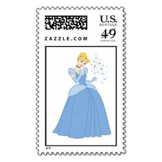 US Stamp - Cinderella