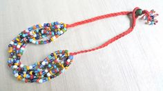 Deloise Necklace by neliyo on Etsy, $17.00