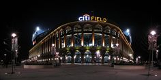 Citi Field is the home of the New York Mets