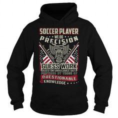 Soccer Player Job Title T-Shirt