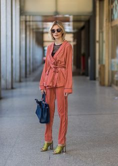 NOW TRENDING: PAJAMA-INSPIRED PIECES