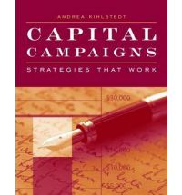 #Fundraising Book: Capital Campaigns - Strategies that Work - By Andrea Kihlstedt