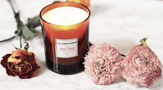 Candle Lola James Harper on the blog www.alchimie.paris #lifestyle #candle #home #design #decoration #inspiration #nicecandle #homesweethome #home #travel #family #sun #flowers #romantic