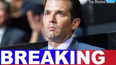 BREAKING: Is This Who SETUP Donald Trump Jr.?   Top Stories Today