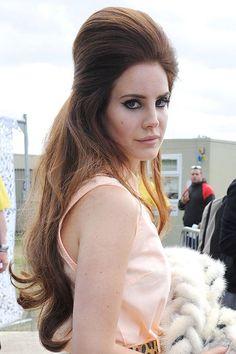 Bouffants: Celebrity big hair days