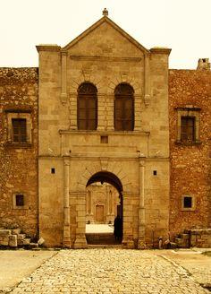 CRETE Arkadi Monastery, Rethymno