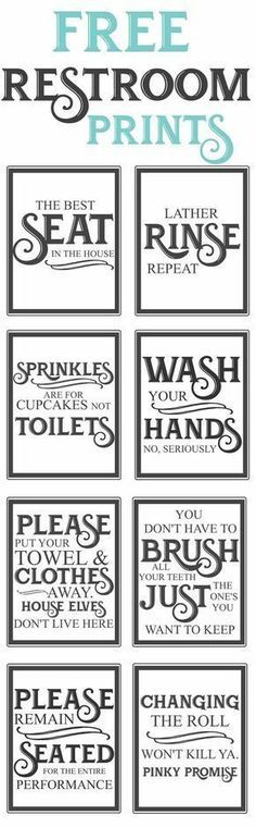 Image result for clipart prim bath signs