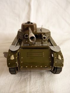"""TANK TCHAD """"Joustra"""" n°10 via ANTIQUE MARCBEA. Click on the image to see more!"""