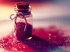Glitter magic... by addy-ack on deviantART
