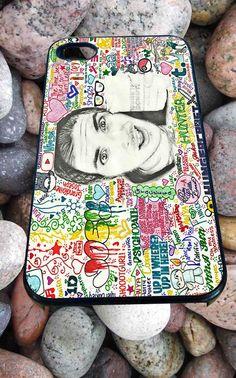 Joey Graceffa Quotes for iPhone 4/4s/5/5S/5C/6, Samsung S3/S4/S5 Unique Case *95*