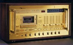 Golden Age Of Audio: Nakamichi Limited Cassette Recorder Cassette Recorder, Tape Recorder, Cassette Tape, Hifi Stereo, Hifi Audio, Recording Equipment, Audio Equipment, Cd Audio, Audio Room