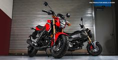 2017 Honda Grom. Reviews Features Specs Photos and Videos http://www.ridesonfire.net/motorcycle-make/honda/honda-grom-2017-specifications-technical-characteristics.htm Read the whole post HERE: 2017 Honda Grom. Reviews Features Specs Photos and Videos  Honda Grom 2017 Have you heard of the Honda Grom? If so then you will be surprised by the new updates in the 2017 version. The most notorious is the aggressiveness of the bodywork its many colors to choose from and its novel LED headlights. On…