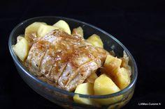 roti porc barbec cookeo 2