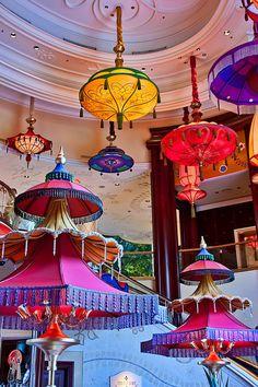 Wynn Hotel - Las Vegas' Nevada When in Los Vegas be sure to stay at the Wynn. It is fabulous!