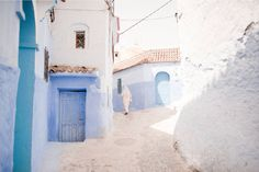 Claudia Corrent - The Beautiful Colors of Northern Morocco – Fubiz Media