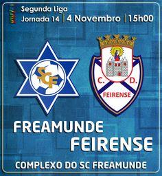 CLUBE DESPORTIVO FEIRENSE: Freamunde vs Feirense | Antevisão