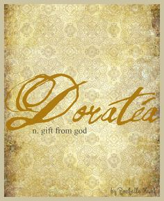 Baby girl name christine meaning follower of christ origin baby girl name dorata dora tay uh daker calls her this the first time in his apology letters meaning gift from god negle Images