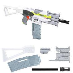 Cool Nerf Guns, Nerf Mod, Kids Army, Lego Craft, All Toys, Lego Ideas, 7th Birthday, Rowan, Airsoft