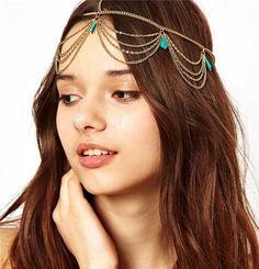 Chain Headbands
