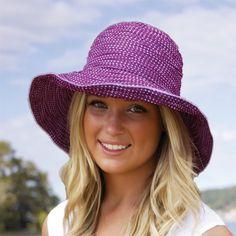 CANCER COUNCIL Endless Summer Resort Hat Petite Fit (BD18p) 8ea60d1a126a