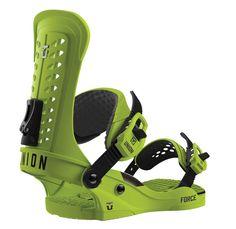 Union Force Snowboard Binding Green 2016