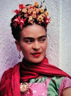 Freda Kahlo - Artist