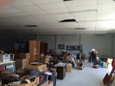 2015 Garage Sale For Shelter - St.Thomas Office