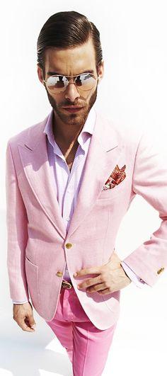 Tom Ford S/S 2010 menswear / Photos by Tom Ford, model Jon Kortajarena Men's Suits, Sharp Dressed Man, Well Dressed Men, Mage The Ascension, Tom Ford Mens Suits, Toms, Jon Kortajarena, Blazers, Summer Suits