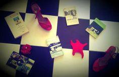 Preparazioni per la #letturadiffusa alla Libreria Ubik di Monterotondo