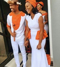 2019 African Traditonal Wedding Prints- You can examine all tattoo models and print them out. African Bridal Dress, African Wedding Attire, African Attire, African Dress, African Fashion Designers, Latest African Fashion Dresses, African Print Fashion, Africa Fashion, South African Traditional Dresses