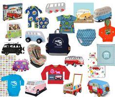 VW busjes artikelen voor kids