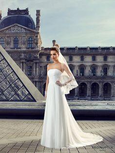 L'Amoureux, collection de robes de mariée - Pronuptia