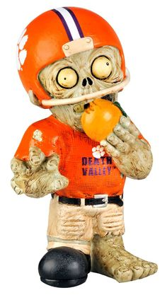 Washington Redskins Thematic Zombie Figurine | Washington Redskins ...